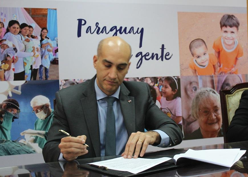 Salud Pública inició proceso de descentralización de presupuesto