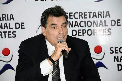 """Víctor Pecci, sobre renuncia a ser sede de Juegos ODESUR: """"Que esto sirva de lección para dejar gastos superfluos"""""""
