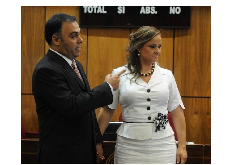 Ministerio Público presentó acusación contra Díaz Verón y su esposa