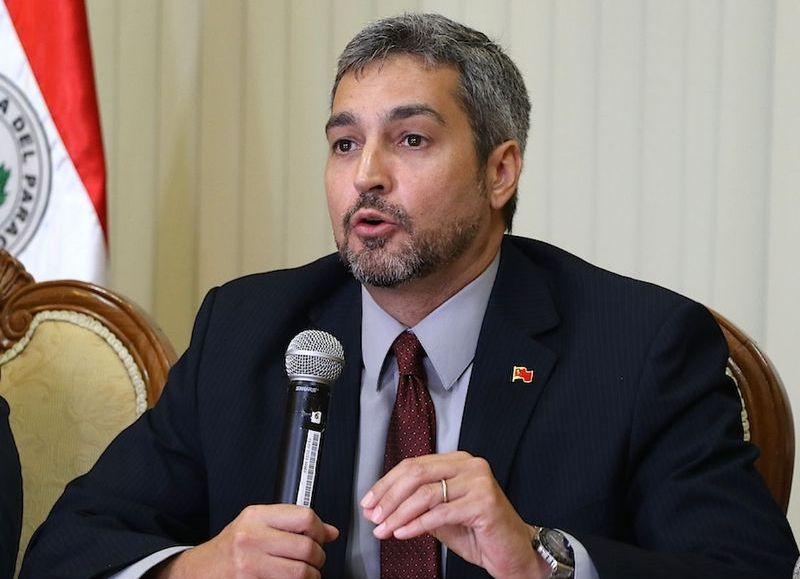 Acta Bilateral: Mario Abdo Benítez declara hoy ante Fiscalía