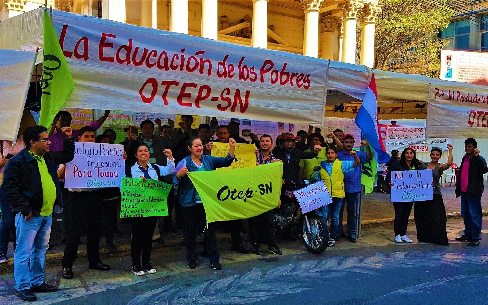 """Califican de una """"Bofetada a la Educación"""" intención de recortes en el presupuesto 2021"""