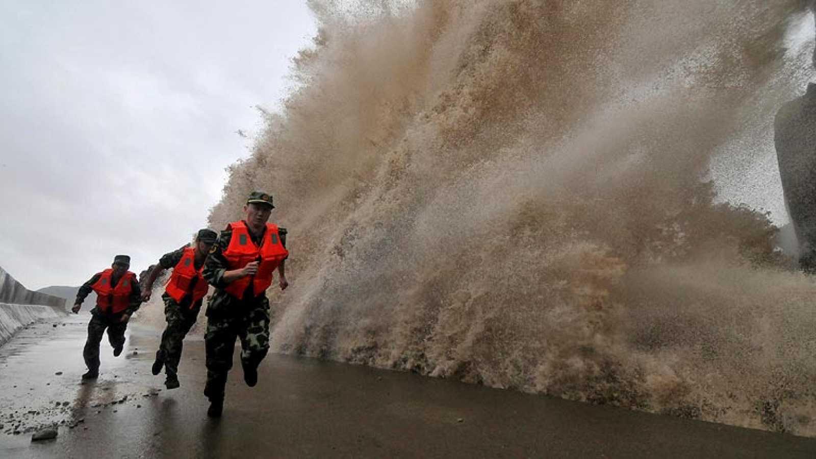 Sin víctimas paraguayas por tifón en Taiwán