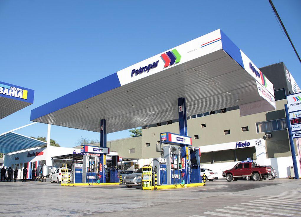 Petropar sube precio de combustibles desde hoy