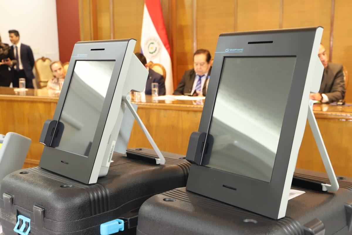 Contrataciones Públicas levantó suspensión de la licitación de máquinas para voto electrónico