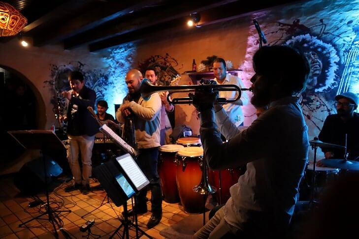 """Los Panas, en el """"Jazz al Este"""""""