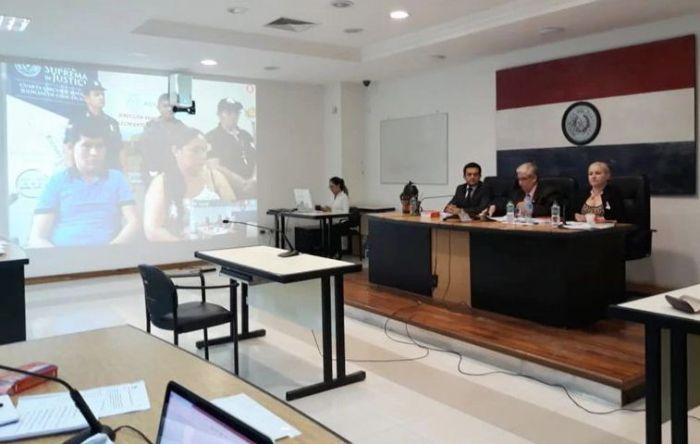 Condenas de 19 años de prisión a Zunilda Jara Larrea y Juan Morínigo