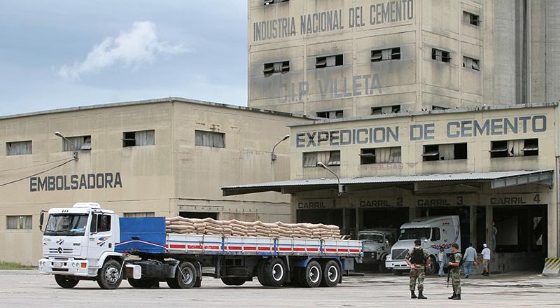 Producción de Cemento sufrirá retraso debido a bajante del río Paraguay