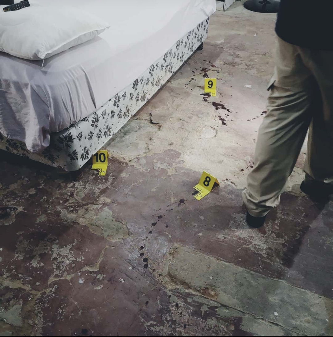 Menor resulta herida de bala por disparó presumiblemente accidental