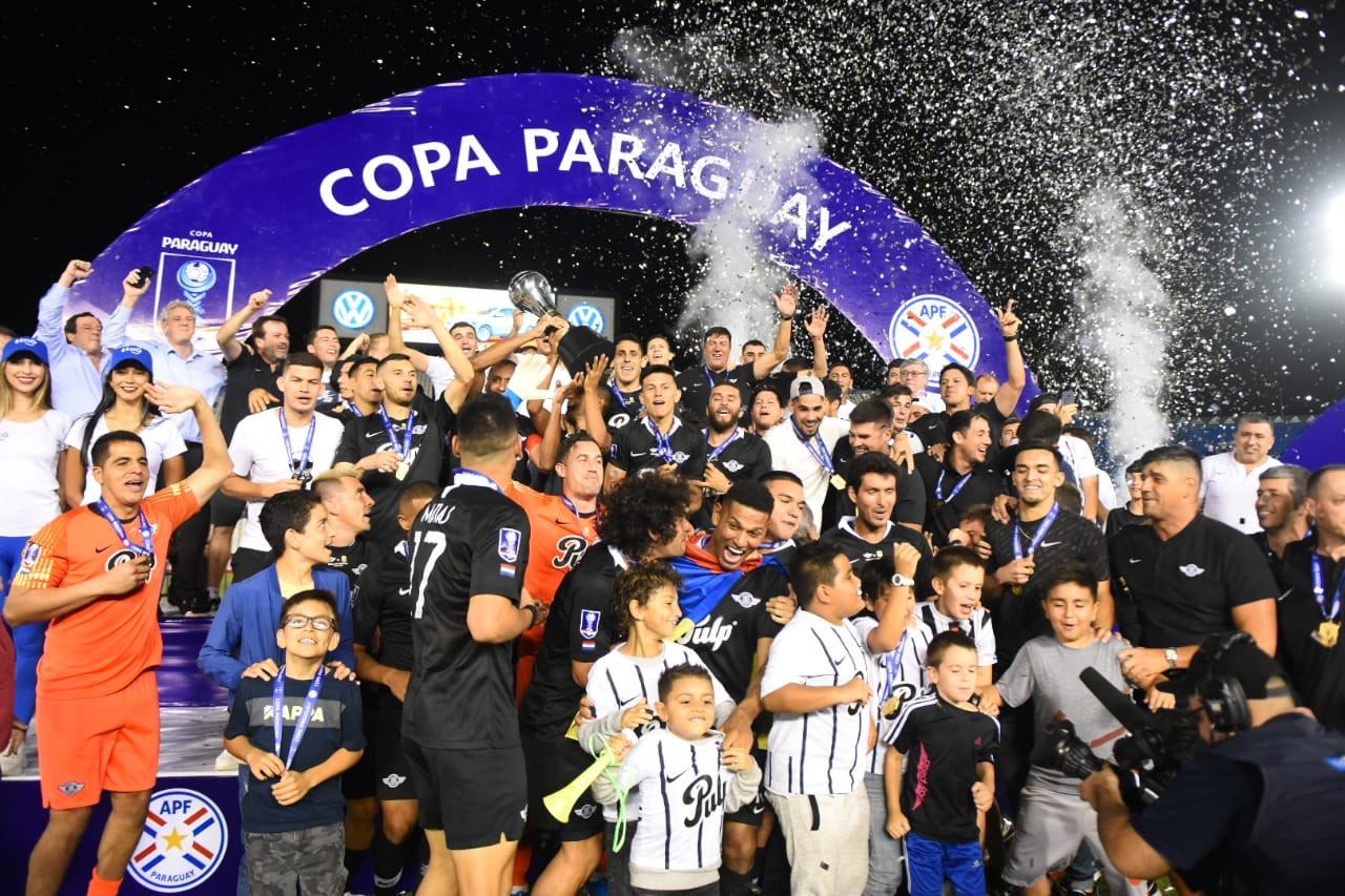 """Libertad devaluó el """"Guaraní"""" y se quedó con la Copa Paraguay"""