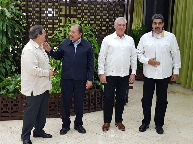 "Bloque bolivariano cada vez más mermado acusa a EE.UU. de ""desintegrar"" América Latina"
