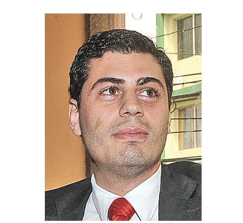 Wagener renuncia a pre candidatura a Concejal de Asunción por el partido Colorado