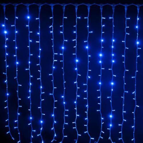 """Con luces azules se impulsa campaña """"Pirotecnia Cero"""""""