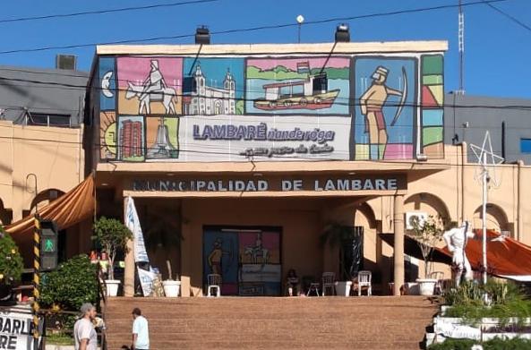 La próxima semana se define intervención de la municipalidad de Lambaré