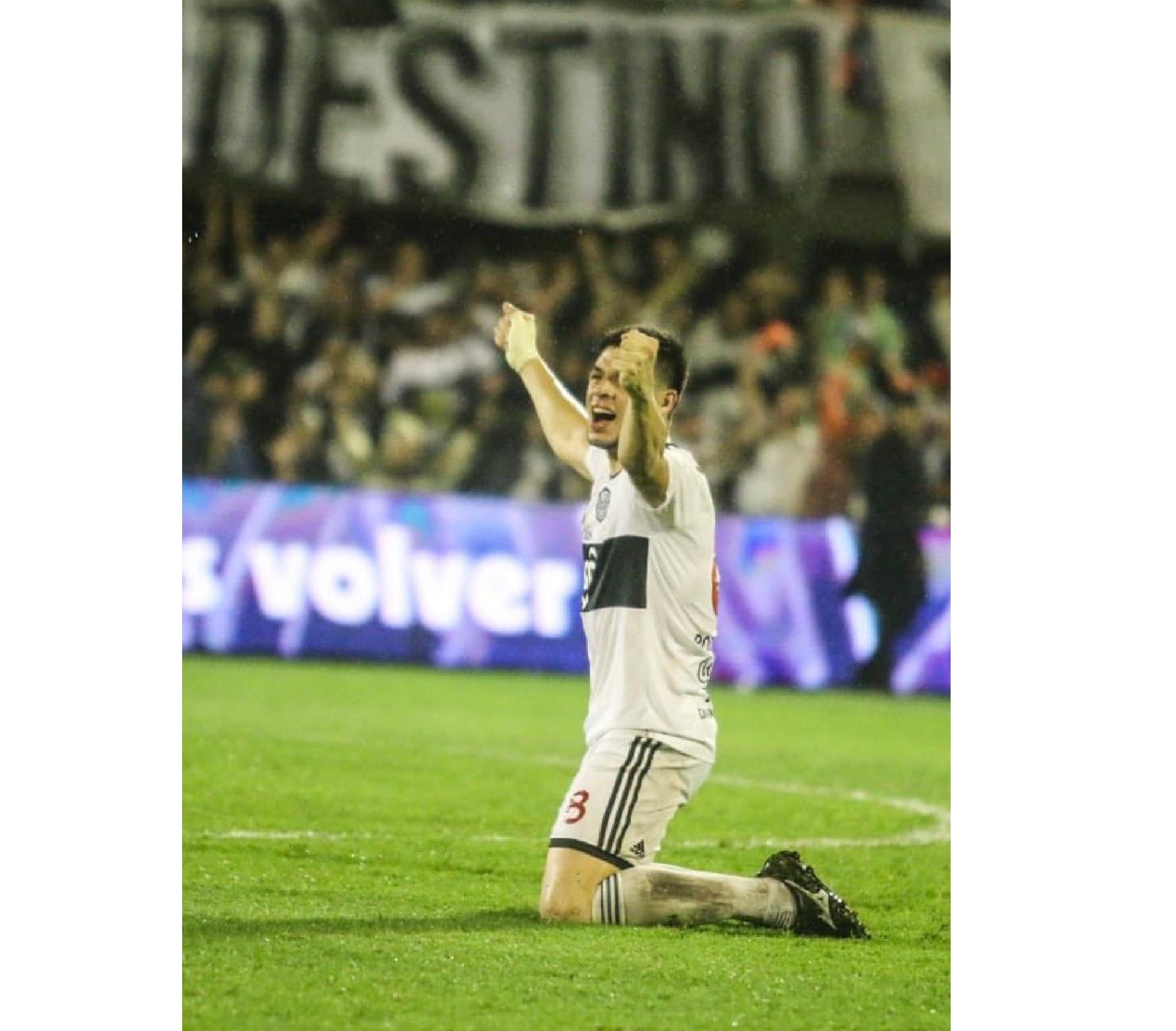 """Rodrigo Rojas: """"Nuestro objetivo es la Copa, porque el único que puede apuntar a ella es Olimpia"""""""