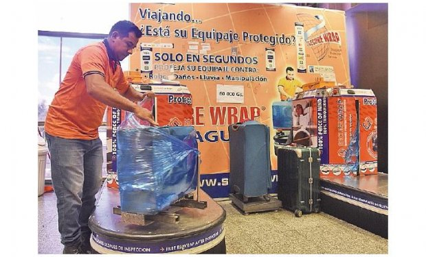 Mesa de diálogo con embaladoras del Aeropuerto Silvio Pettirossi para frenar desalojo
