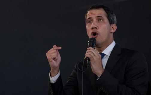"""Guaidó dice que ve """"inverosímil"""" una negociación con el gobierno de Maduro"""