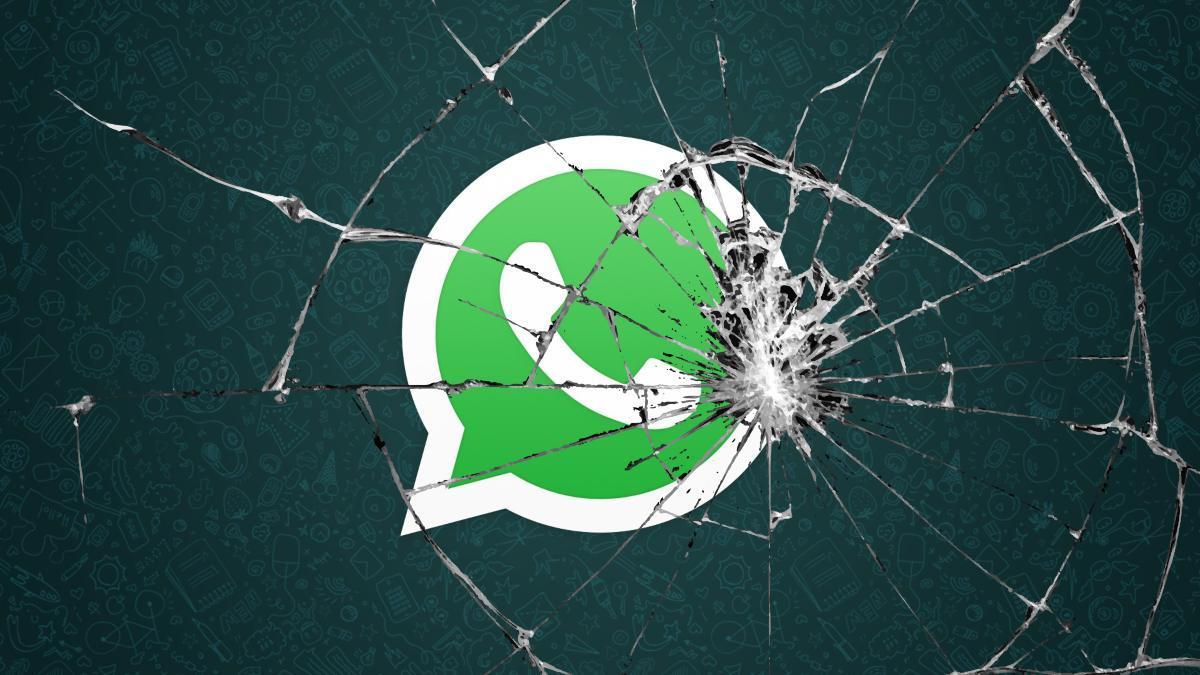 Cayó WhatsApp: No funciona el envío de audios, fotos ni videos