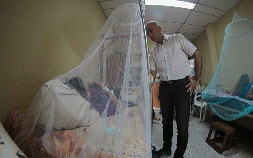 Senadores declaran 90 días de emergencia sanitaria y ambiental por epidemia de dengue