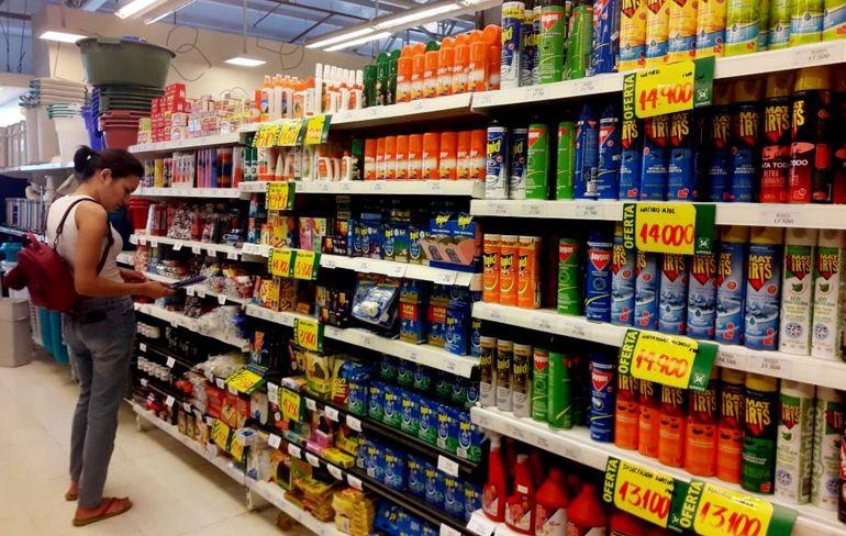 Insecticidas y repelentes con clorpirifós, los recomendados contra el dengue