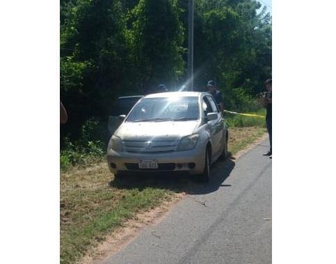 Extraño asesinato en zona de ruta Aregua – Patiño