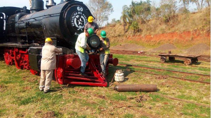 Avanza trabajos para implementación del tren del Lago
