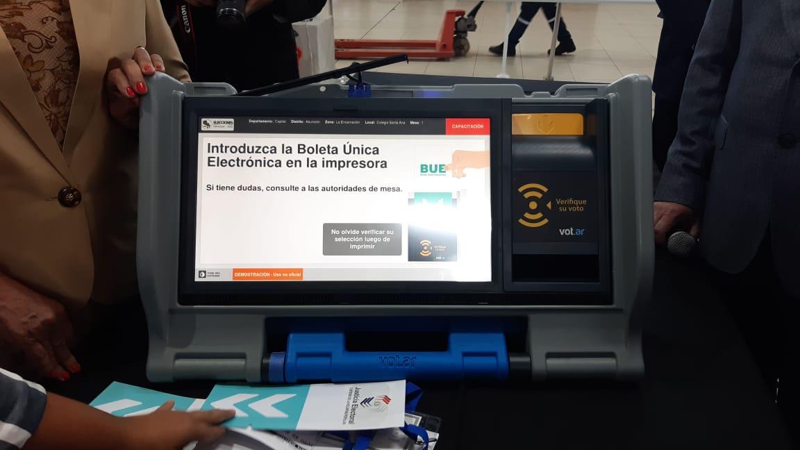 TJSE se prepara para capacitar en el uso de las maquinas de votación electrónica