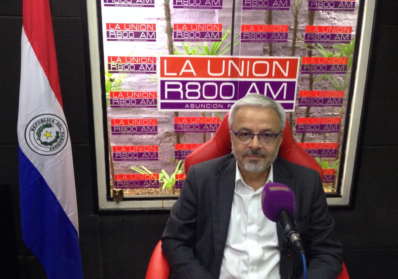 """Jorge Querey: """"creo que la Fiscal General del Estado tiene dependencia política"""""""