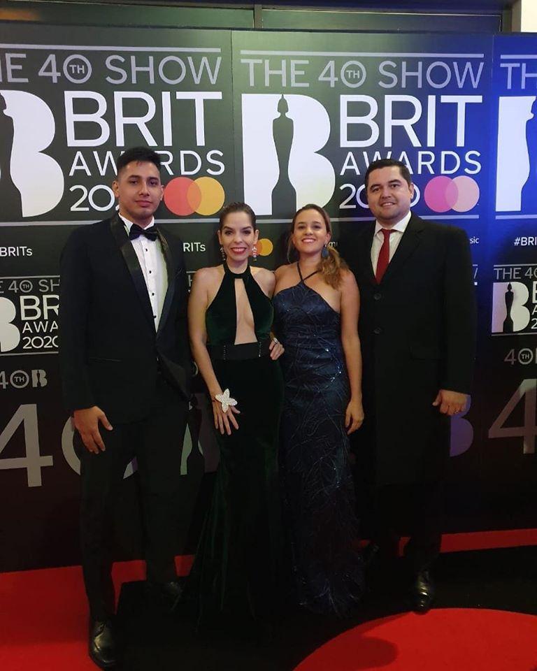 Por segundo año consecutivo Venus Media presente en Brit Awards