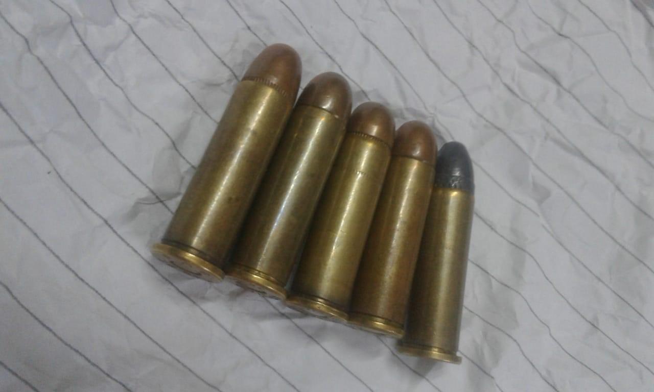 Intentan ingresar proyectiles de arma de fuego al Buen Pastor