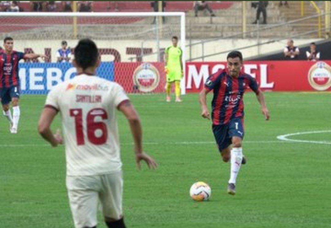 Buen resultado para Cerro Porteño y Sportivo Luqueño en partidos internacionales