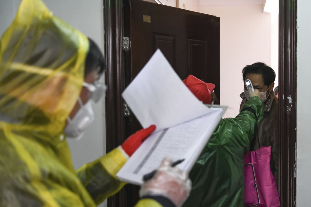 China promete localizar a todos los enfermos del coronavirus