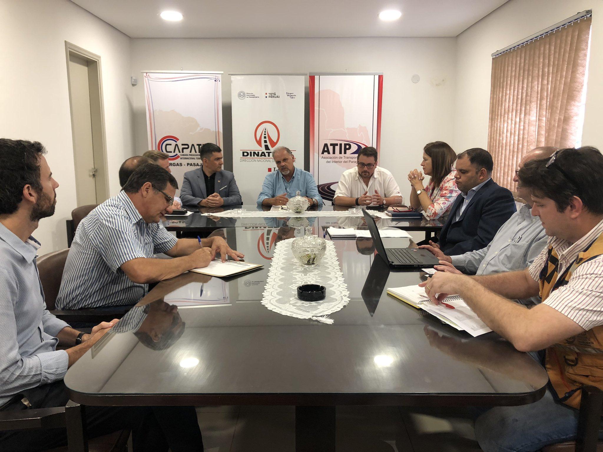 Transportistas del interior se suman a la lucha contra el dengue