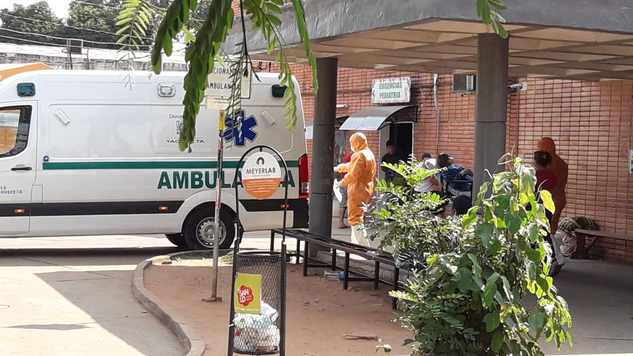 """Hospital de Calle'i: Paciente trasladada al INERAM """"no reúne los criterios para la enfermedad"""", asegura Director"""