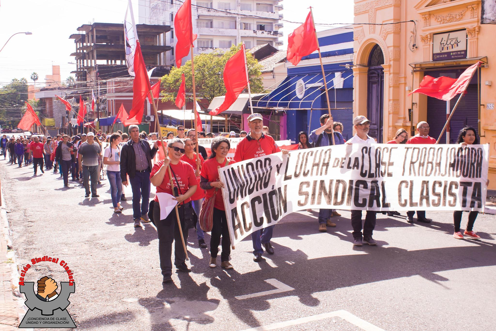Pandemia debela crítica situación de derechos laborales en Paraguay