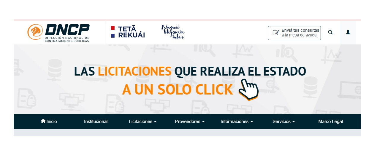 DNCP lanza Tienda Virtual para compras virtuales - La Unión