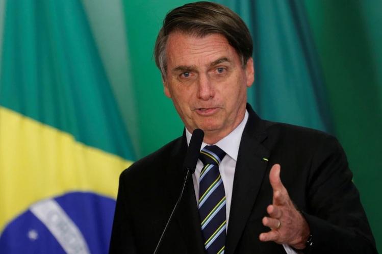 Brasil: Internaron de urgencia al presidente Jair Bolsonaro