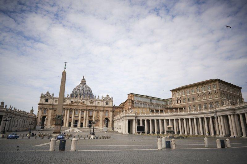 El Papa renuncia al lavado de pies del Jueves Santo