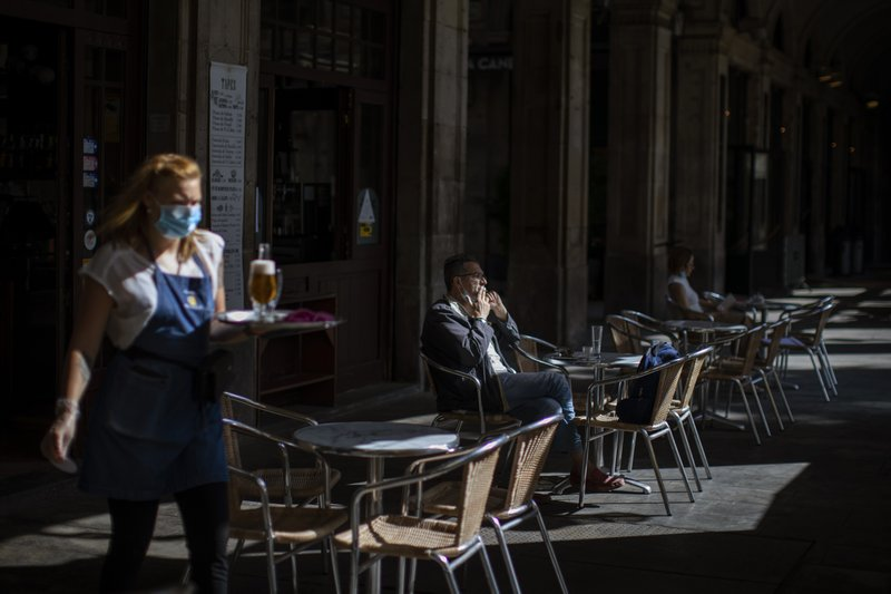 A partir de julio, España no obligará cuarentena a viajantes
