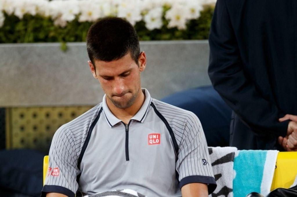 Djokovic pide perdón tras dar positivo a coronavirus