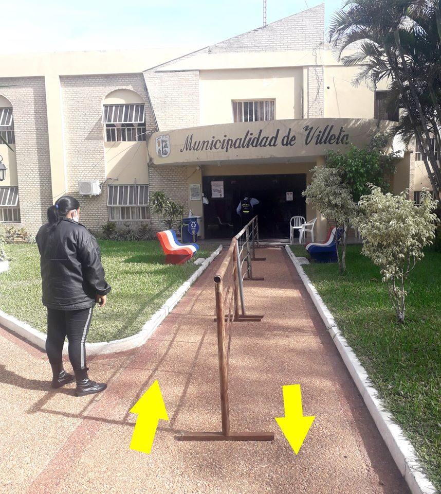 Concejales rechazan balance de la administración del Intendente de Villeta