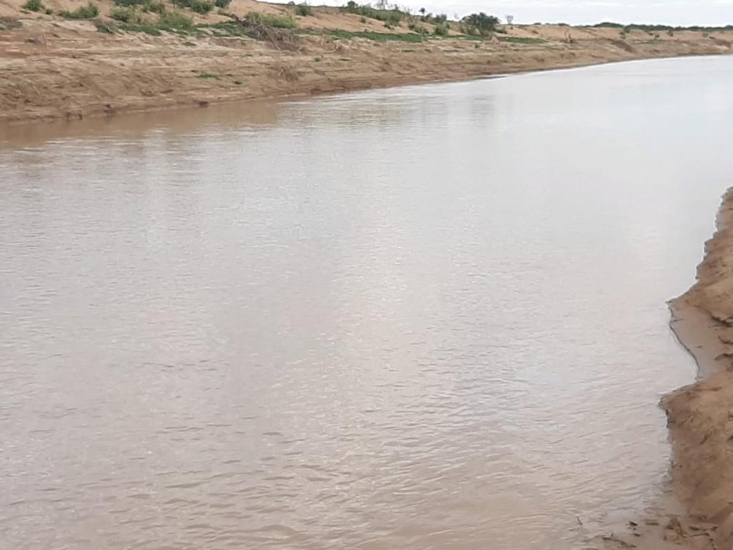 De histórico califican ingreso ininterrumpido de aguas del Pilcomayo en el Chaco paraguayo por más de 300 días