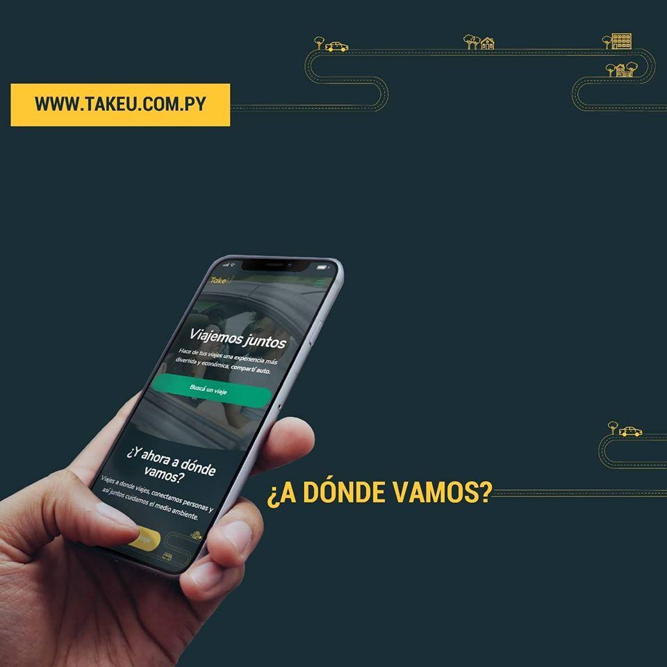"""Nueva plataforma para viajar en """"autocompartido"""""""