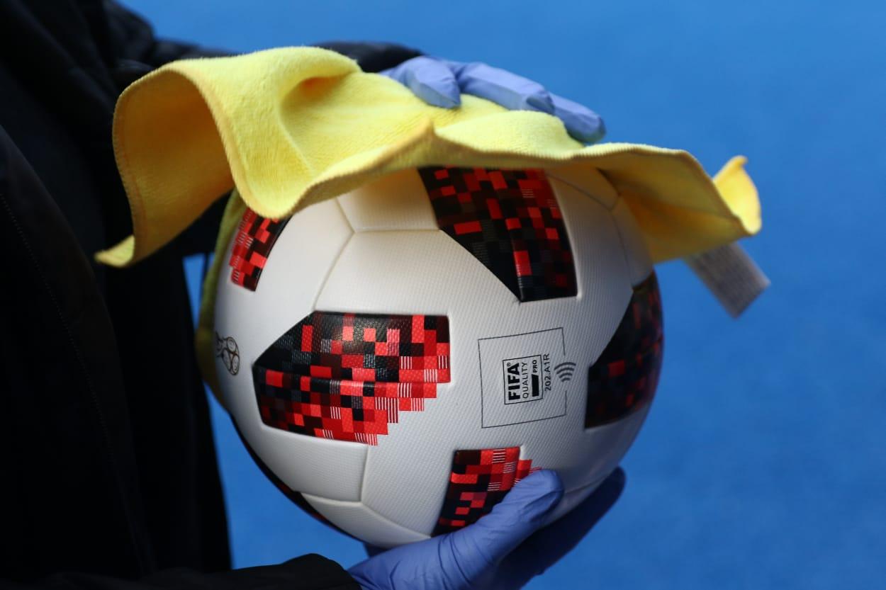 La vuelta del Fútbol Paraguayo en imágenes