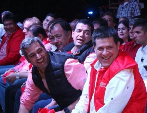 """Daniel Centurión, asesor de Mario Abdo: """"Cartes tiene un espacio ganado"""""""