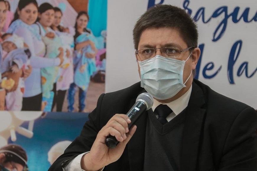 """Rivarola: """"Desnuda completamente la incompetencia de las autoridades sanitarias"""""""