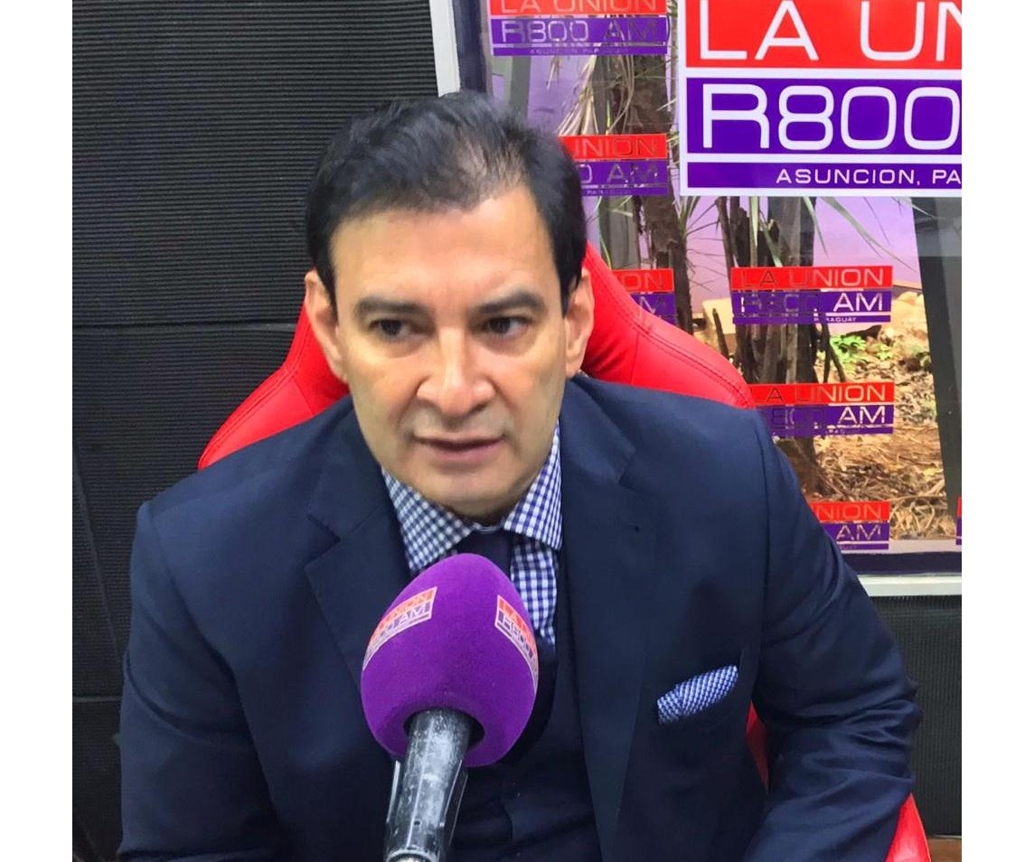 """Silvio Ovelar apoya acercamiento entre Abdo y Cartes: """"Para enfrentar la post pandemia necesitamos un gran pacto político"""""""