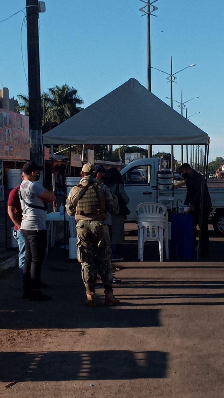 Pedro Juan Caballero implementa de forma experimental delivery fronterizo