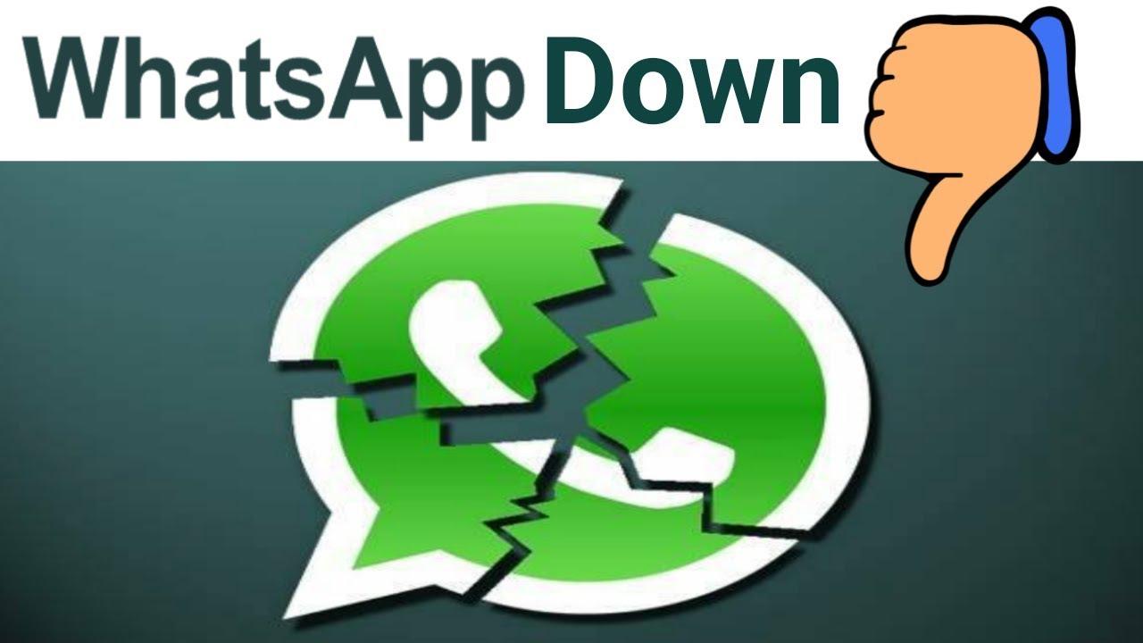 Usuarios reportan la caída del servicio de WhatsApp en todo el mundo
