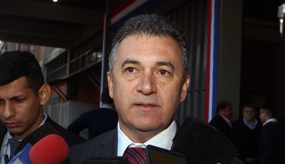 Sindicalistas respaldan voto de censura de Diputados contra presidente de ANDE