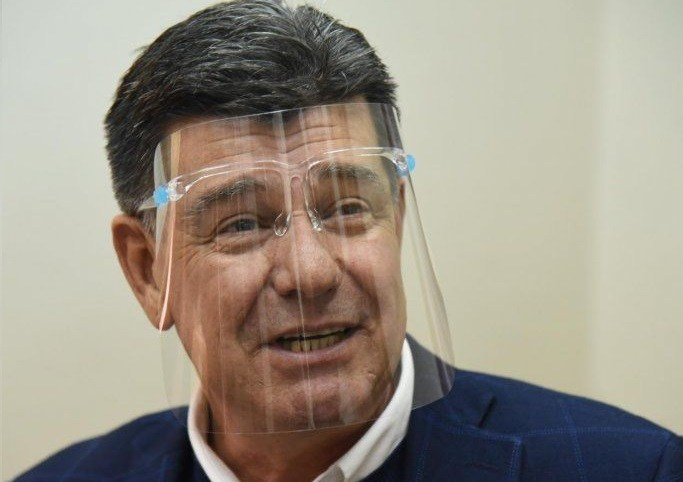 Jueza otorga libertad ambulatoria a Efraín Alegre